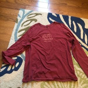Life is Good - Long sleeve shirt